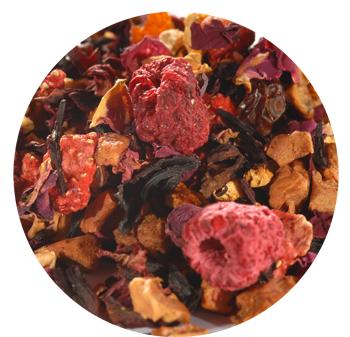 Chá Hibisco Sweet Fruits Taste of Tea