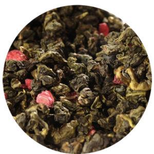 Chá Oolong Raspberry