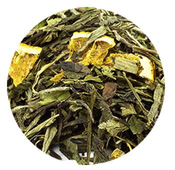 Chá Verde Citrus Mint Taste of Tea