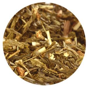 Chá Verde Ginger Feel Orgânico