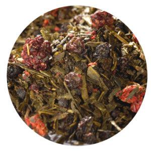 Chá Verde Red Fruits Taste of Tea