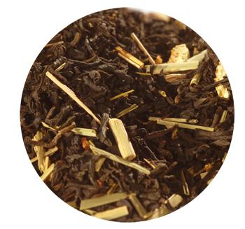 Chá Preto Lemon Lime Orgânico