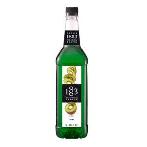 Xarope 1883 de kiwi para bebidas e coquetéis