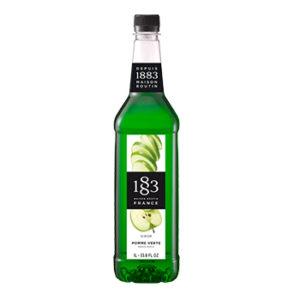 xarope maçã verde para bebidas e coquetéis