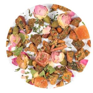 Chá de Maça Rose Mint